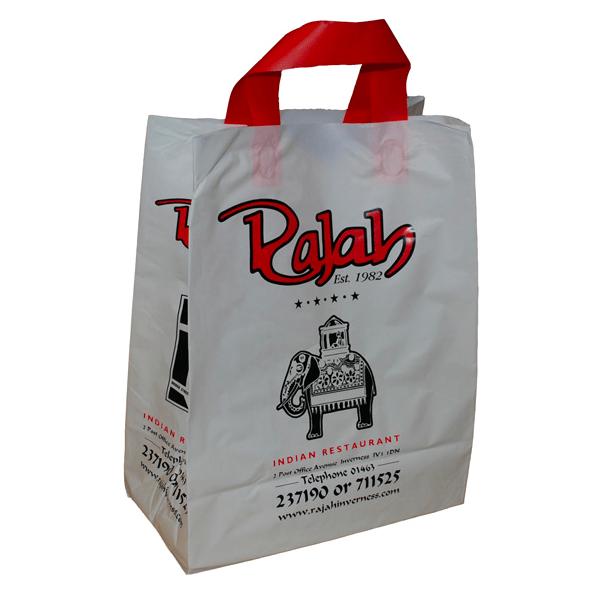 Flexiloop Takeaway Bag