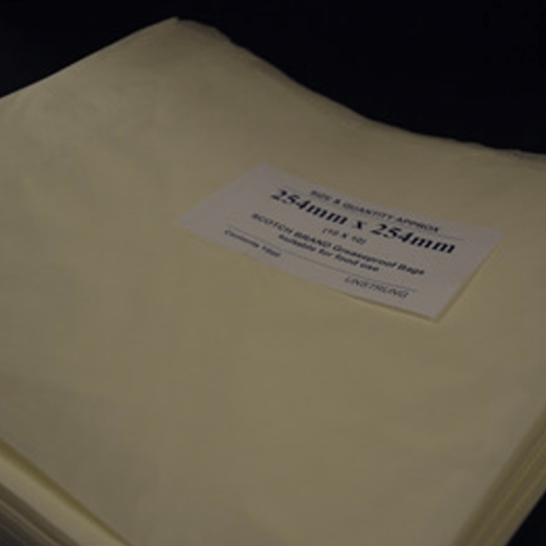 Grease Resistant Paper Bag