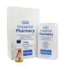 Paper Prescription Bags - White Kraft