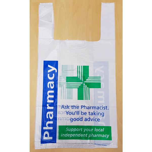 Pharmacy Vest Carrier