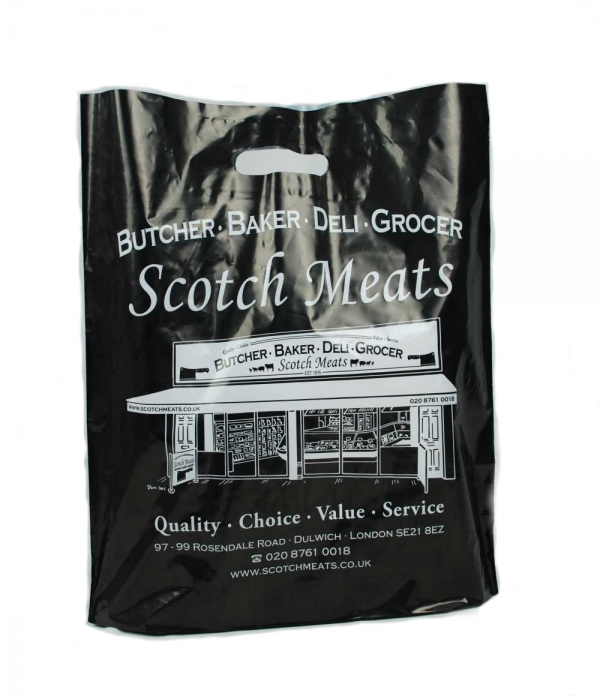 Polythene Bag for Butchers