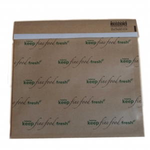 Brown Paper Sealable Bag