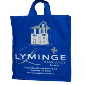 Cotton Bag for pharmacies