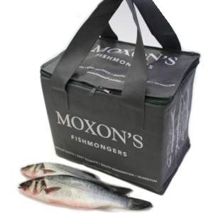Zipped Lid Cooler Bag for Fishmongers