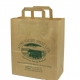 Brown Paper Bag Flat Handle